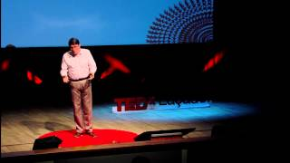 A world without work: Nigel Cameron at TEDxLacador