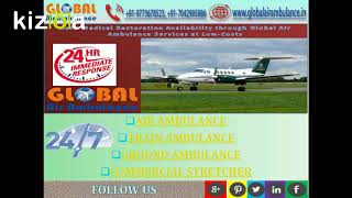 Alternative ICU Care Facility by Global Air Ambulance Services in Delhi