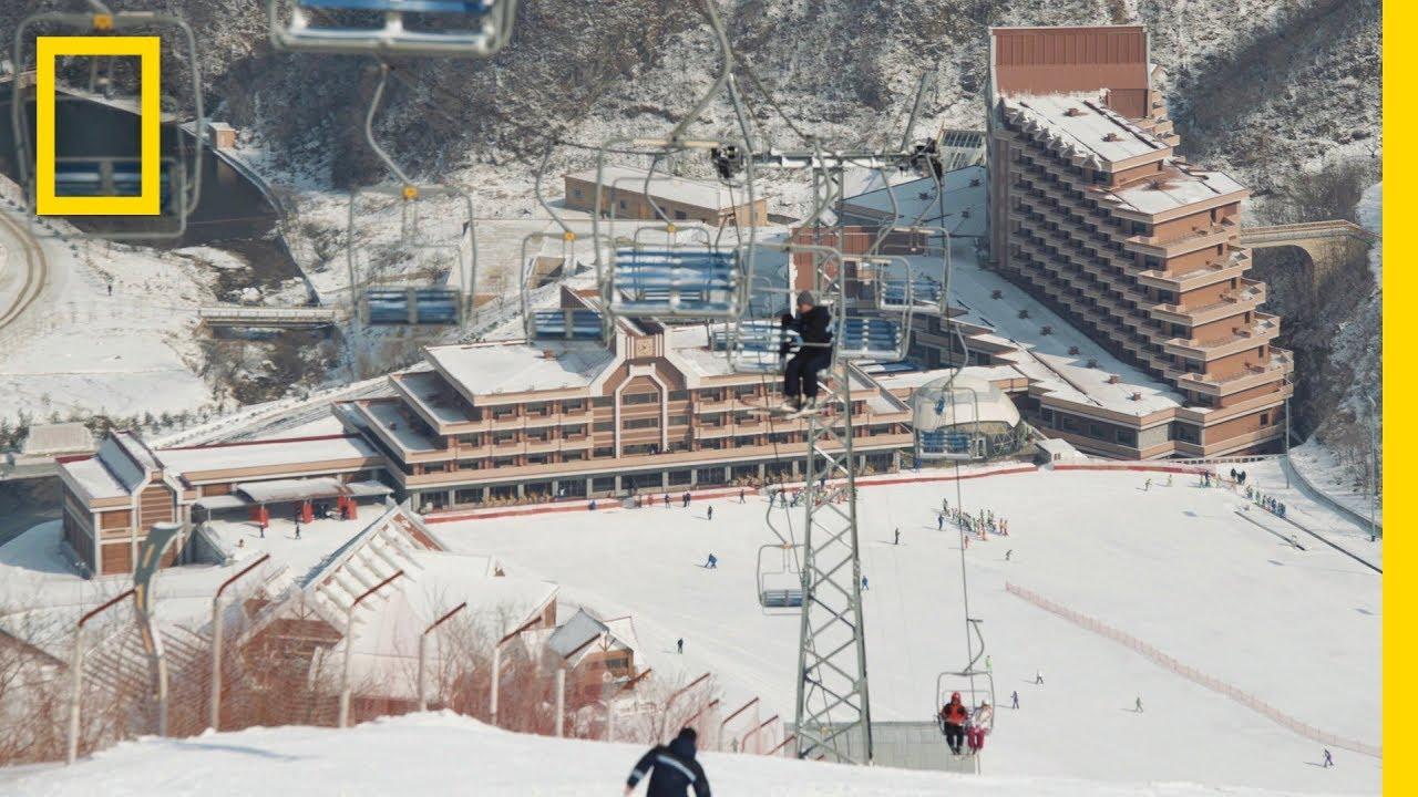 This Is What It's Like Inside North Korea's Luxury Ski Resort | Short Film Showcase thumbnail