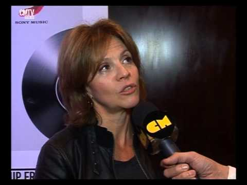 Marcela Morelo video Entrevista Sony Up Front - Mayo 2015