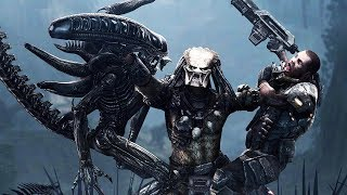 Aliens Vs Predator All Cutscenes (All Stories) Game Movie 1080p 60FPS HD