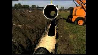 Watch HDPE Pipe Installation Part1