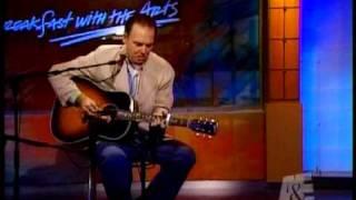 """John Hiatt - Thunderbird - live at """"Breakfast with the arts"""" TV show- A&E"""