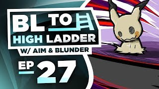 MIMIKYU'S NEVER ENDING NIGHTMARE! BL TO HIGH LADDER #27