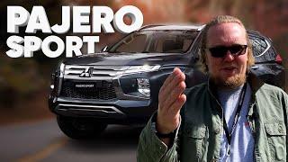 Mitsubishi Pajero Sport - 대규모 시승 / 토볼스크 여행