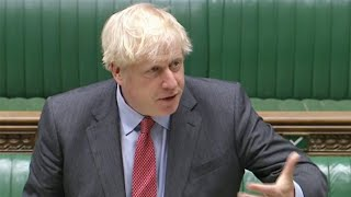video: Coronavirus latest news:  Boris Johnson announces new lockdown rules on face masks, weddings, indoor sports and pubs - watch live