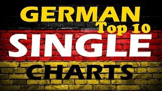 German/Deutsche Single Charts | Top 10 | 12.07.2019 | ChartExpress