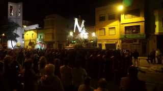 preview picture of video '08-Procesión Viernes Santo Oliva 2015'