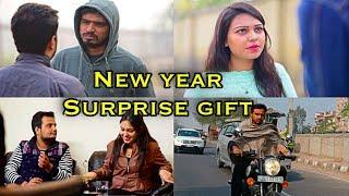 New Year Surprise Gift - Amit Bhadana