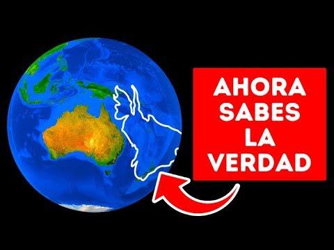 Un Continente Bajo Las Aguas: ¡Zelandia!