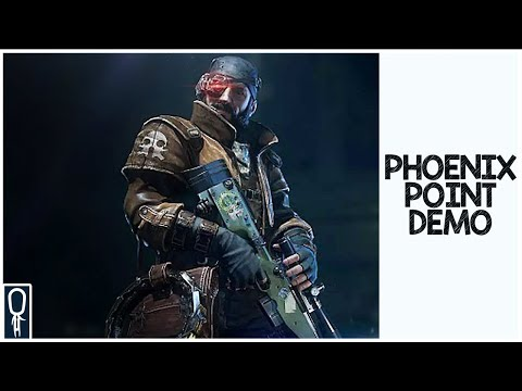 PHOENIX POINT Gameplay Demo From XCOM'S Creator! [Pre-Alpha Development Build]