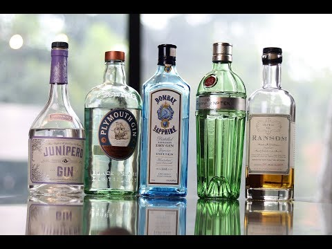 Gin Collection – Top 5 Diverse Picks