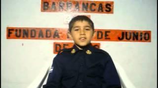 preview picture of video 'VIDEO  BOMBEROS BARRANCAS  (ESCUELA DE CADETES AÑO 2010) AUTOR Y COORDINADOR LORENZZETTI MAURICIO'