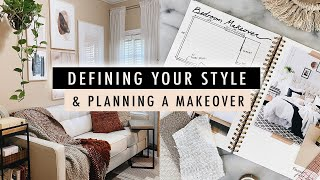Defining Your Decor Style + How To Plan a Room Makeover | XO, MaCenna