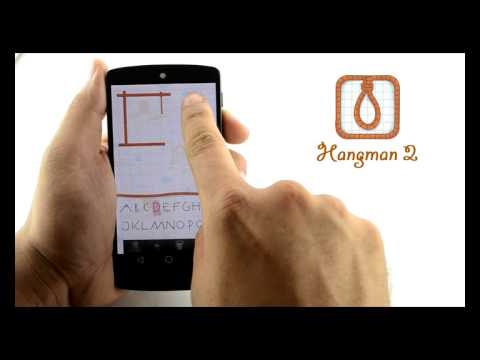 Video of Hangman words game quiz