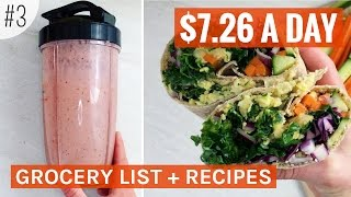 How to Eat Plant Based on a Budget