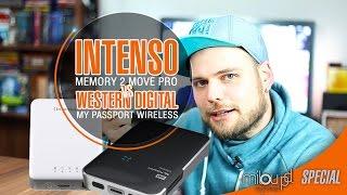 Festplatten-Test: Intenso vs Western Digital | Milou PD Special