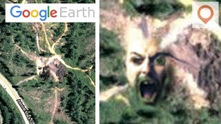 The Scariest Places Of Google Earth