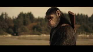 Válka o planetu opic - trailer
