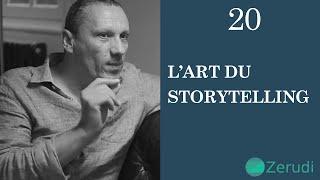 Vignette de L'art du storytelling avec Claude De Piante