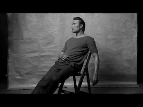 Mads Mikkelsen X David Bowie Fan Mash Up Madsmikkelsen Com