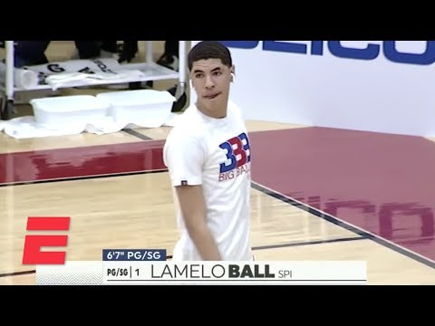 LaMelo Ball, Spire Institute teammates show out in win | High School Basketball Highlights