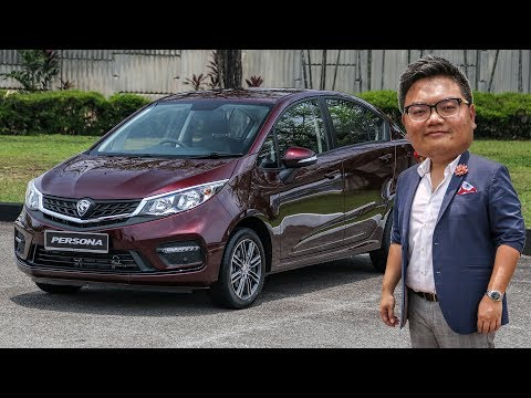 FIRST DRIVE: 2019 Proton Persona facelift quick review