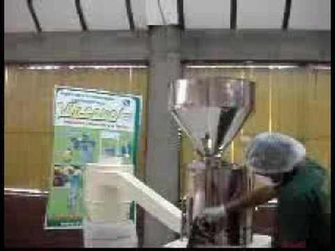 Peladora - Pulidora de cereales - Vulcano Tecnología Aplicada