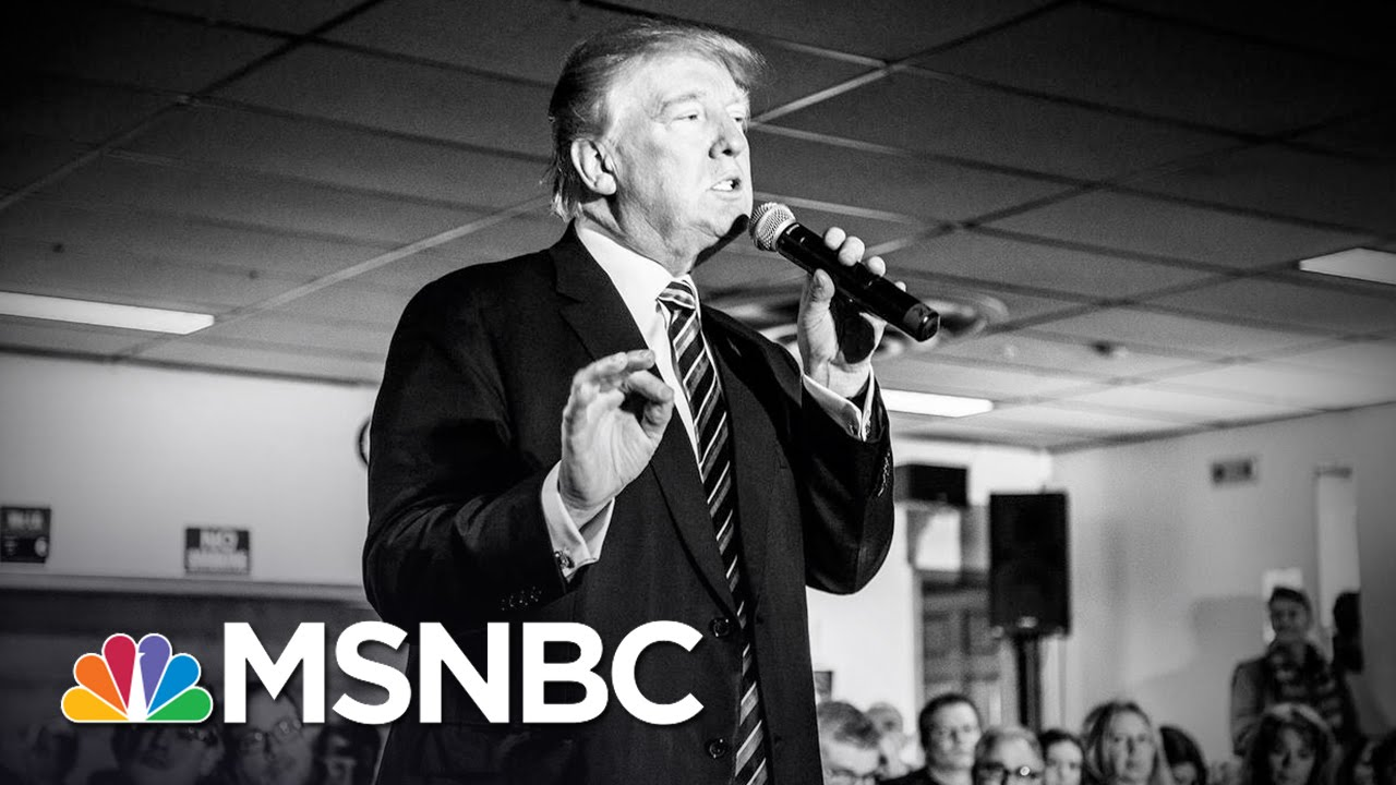 Donald Trump's Plan For 'Extreme Vetting' Of Immigrants | MSNBC thumbnail