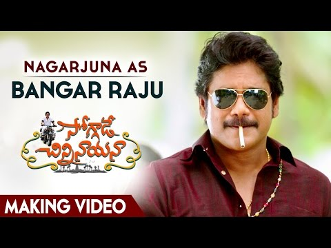 Soggade Chinni Nayana Making Video