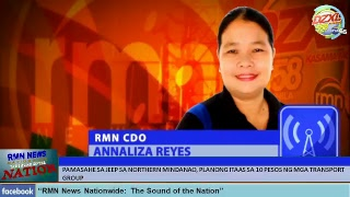 RMN NEWS NATIONWIDE: THE SOUND OF THE NATION