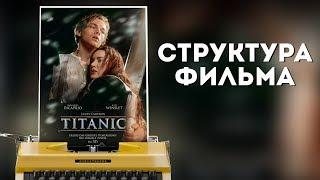 """КАК НАУЧИТЬСЯ РАССКАЗЫВАТЬ ИСТОРИИ? / Структура фильма """"Титаник"""" / Как написать сценарий"""