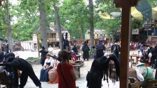 Bristol's Danse Macabre - Intro and Duck Haunt