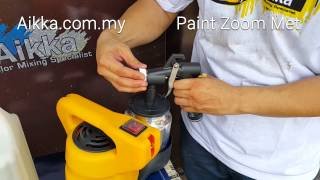 Electric Spray Gun Can Use To Spray 2K Clearcoat?