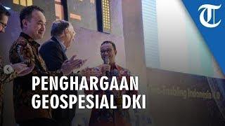 Pertama Kali Dalam Sejarah Asia Tenggara, DKI Jakarta Dapat Penghargaan Geospasial