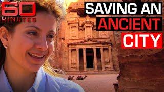 How a Jordanian Princess is saving the ancient city of Petra | 60 Minutes Australia