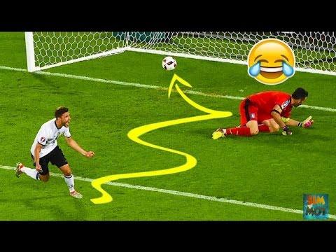 Momenti Più DIVERTENTI Del Calcio 2017 #12- Funny Moments, Goal, Autogoal, Skill