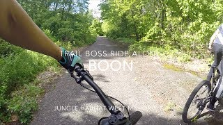 Trail Boss Ride Along with Lance Trappe and Dave Van Wart Boon at Jungle Habitat West Milford, NJ