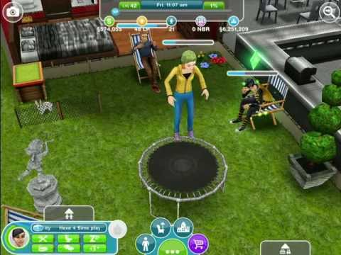 The Sims™ FreePlay - The Pre-Teen Update for Android - YouTube