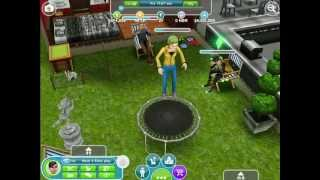 The Sims FreePlay - The Pre-Teen Update for Android
