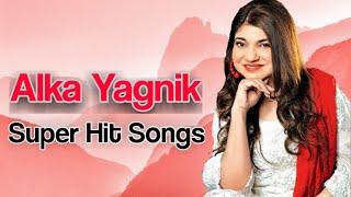 Alka Yagnik Super Hit Songs | Alka Yagnik Bollywood Evergreen Songs | Audio Jukebox | 90's Hit Songs