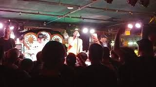 Strung Out - King Alvarez - Brooklyn Bazaar - Brooklyn NY - 9/8/18
