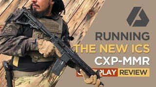 Probando la Nueva ICS CXP-MMR | Review & Gameplay en Español