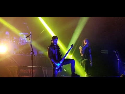 As I Lay Dying - My Own Grave (Live) SLC