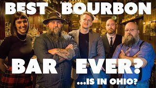 Best Bourbon Bar Ever?
