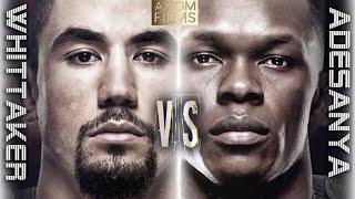 UFC 243: Whittaker vs Adesanya (HD) Axiom Films Promo, Australia, MMA, UFC, The Reaper x Stylebender