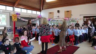 Senior Infants; Mrs Hughes You Are A Star 14th Feb 2020