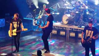 All Time Low - Six Feet Under The Stars (live at O2 Academy Birmingham 16/03/2017)