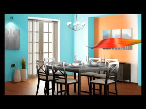 Asian Paints Tractor Emulsion 2017 Corporate Ribbon Dinning Room