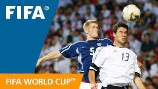 World Cup Highlights: Germany - USA, Korea/Japan 2002